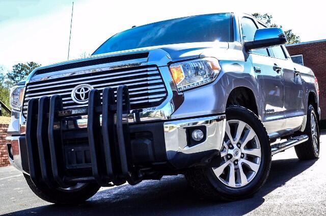 2015 Toyota Tundra Limited 5.7L FFV CrewMax 4WD