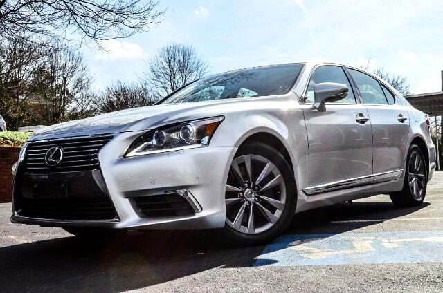 2013 Lexus LS 460 Luxury Sedan AWD