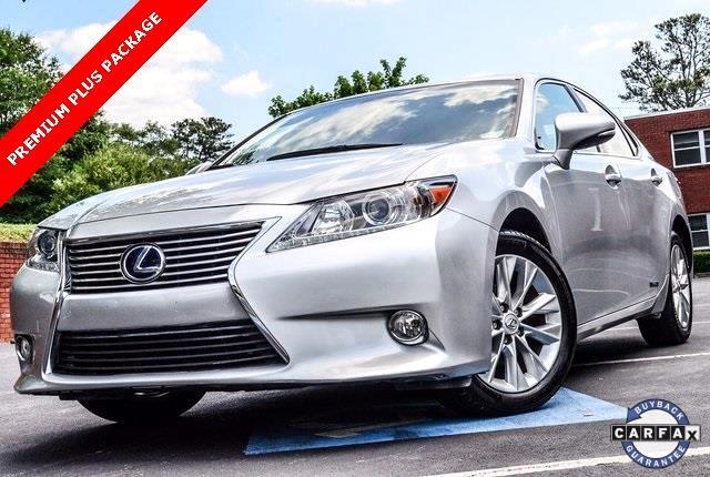 2013 Lexus ES 300h Premium Plus Package