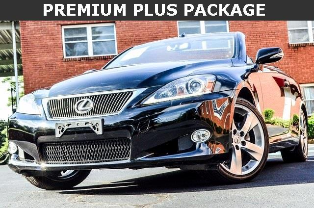 2011 Lexus IS C 250