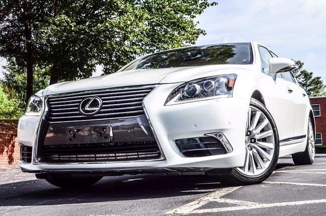 2014 Lexus LS 460 L Luxury Sedan AWD