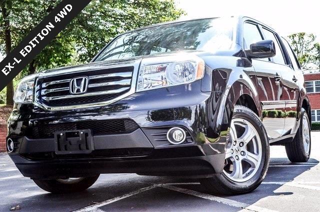 2015 Honda Pilot EX-L 4WD 5-Spd AT