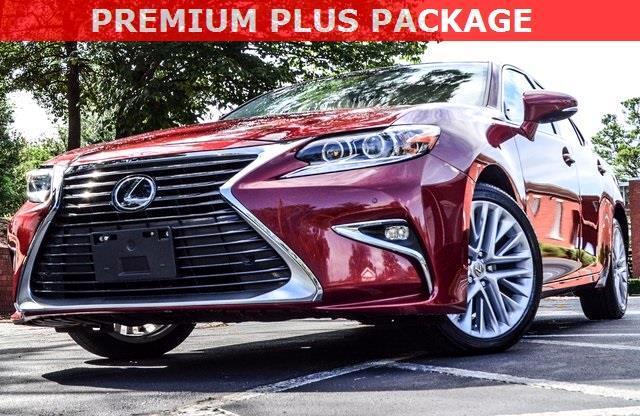 2016 Lexus ES 350 Ultra Luxury Package