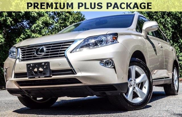 2015 Lexus RX 350 Premium Plus Package