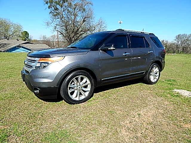 2013 Ford Explorer XLT FWD