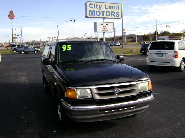 1995 Ford Ranger 4X2