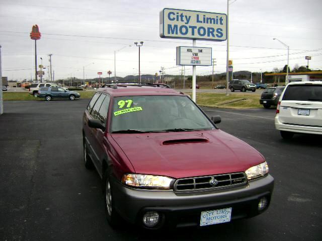 1997 Subaru Legacy Wagon LEGACY
