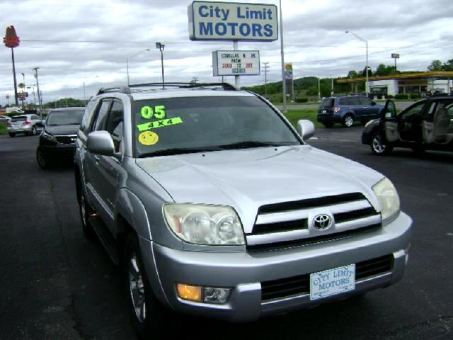 2005 Toyota 4Runner LIMITED 4X4