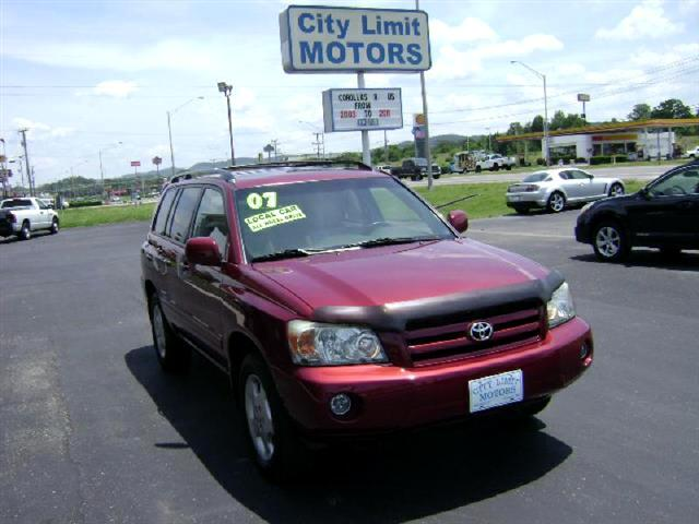 2007 Toyota Highlander LTD.