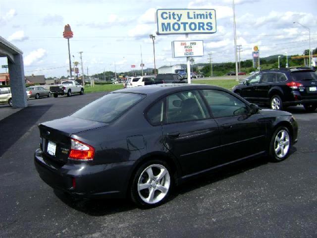 2008 Subaru Legacy 2.5I LIMITED