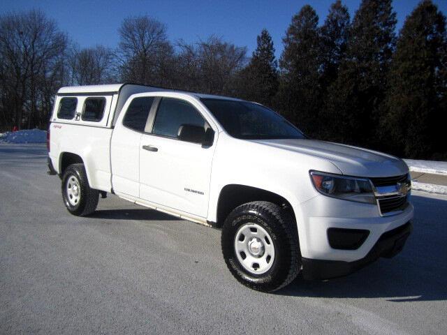 2015 Chevrolet Colorado WT Ext. Cab 4WD