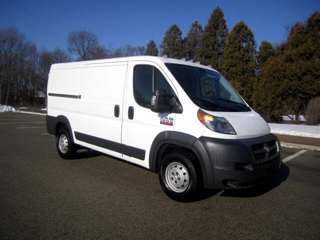 2015 RAM Promaster 1500 Low Roof Tradesman 136-in. WB