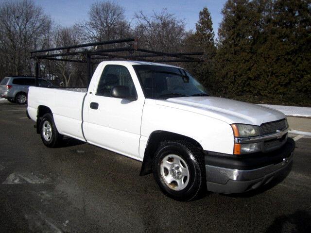 2003 Chevrolet Silverado 1500 LONG BED