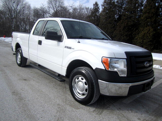 2012 Ford F-150 XL EXTENDED CAB 6.5FT BED