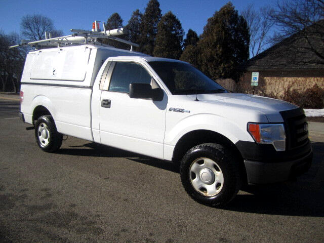 2009 Ford F-150 8FT UTILITY 4X4