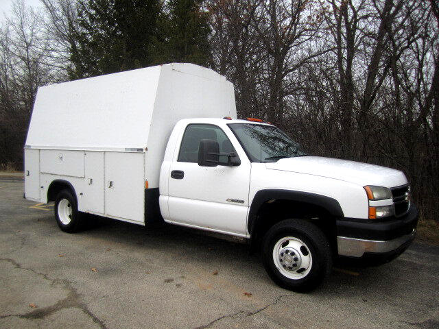 2006 Chevrolet Silverado 3500 DUALLY KUV UTILITY BODY