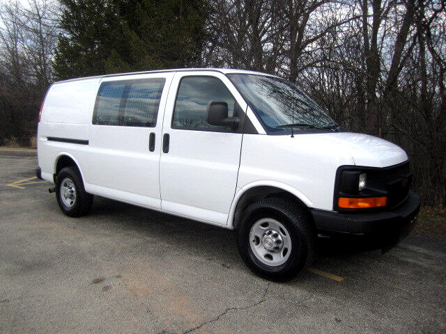2015 Chevrolet Express 2500 CARGO VAN INTERIOR RACKS