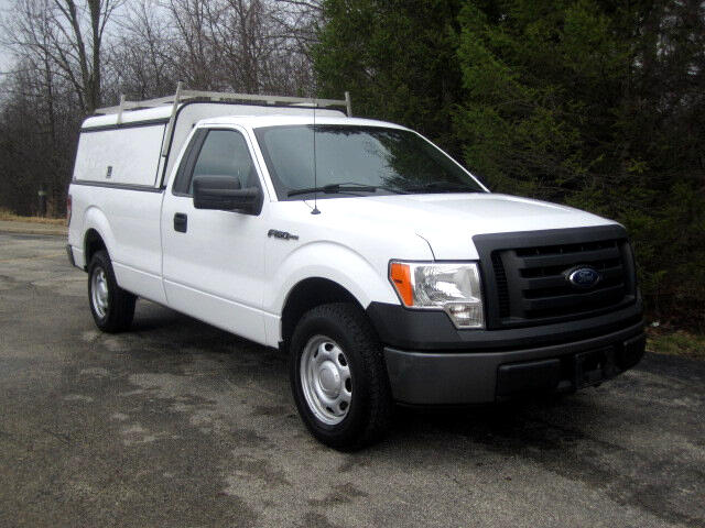 2011 Ford F-150 XL 8FT BED