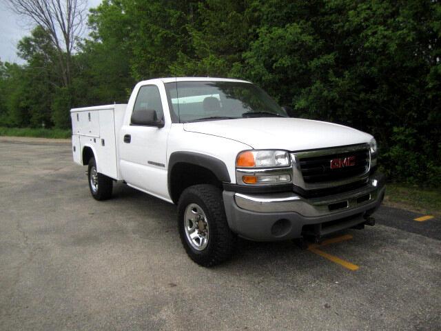 2004 GMC Sierra 2500HD Work Truck 4WD