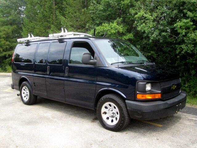 2012 Chevrolet Express 1500 AWD Cargo