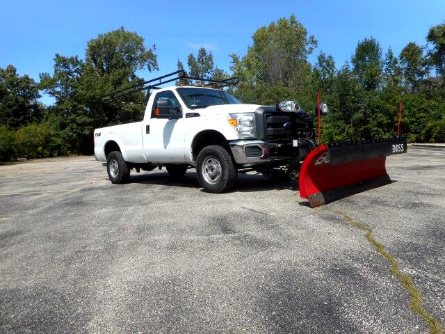 2012 Ford F-250 SD XL 4WD