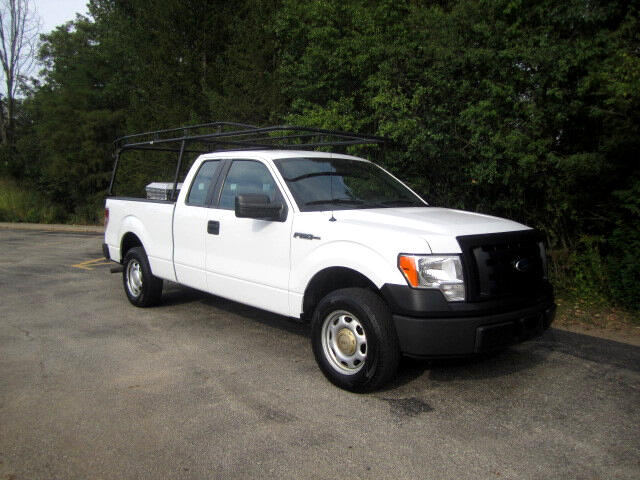2012 Ford F-150 XL EXTENDED CAB