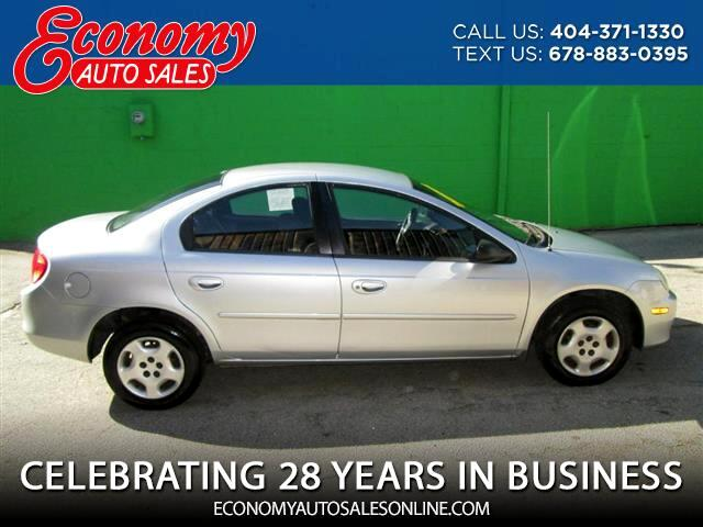 2002 Dodge Neon Base