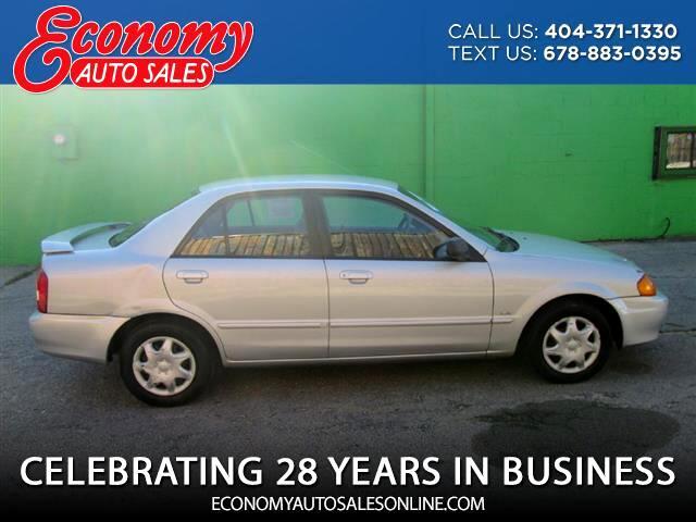 2000 Mazda Protege DX