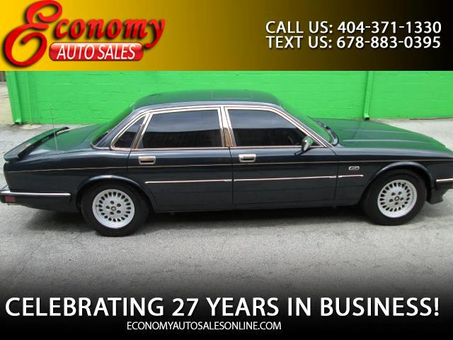 1990 Jaguar XJ Sedan Soverign