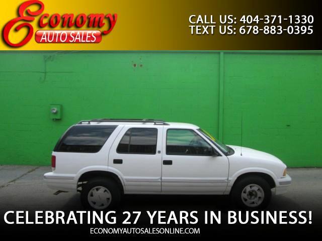 1997 GMC Jimmy SL 4-Door 2WD