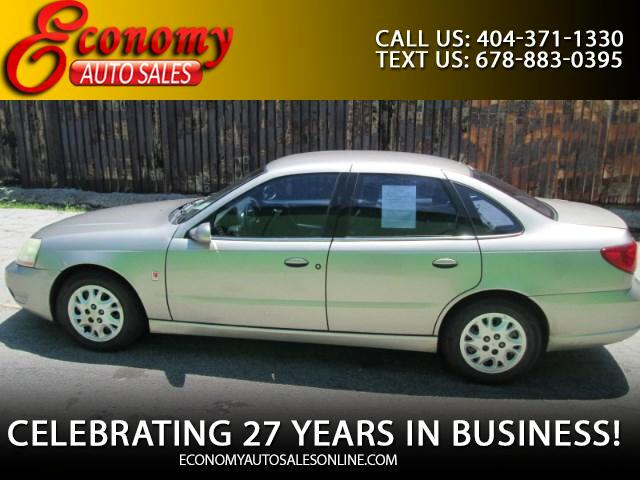2003 Saturn L-Series Sedan L200