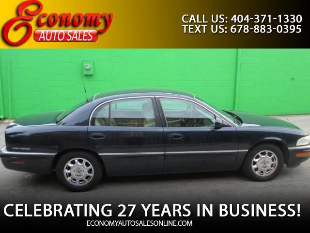 2003 Buick Park Avenue Sedan