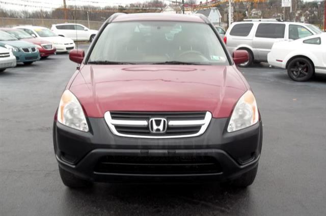 2002 Honda CR-V EX 4WD