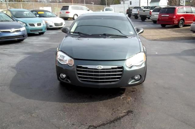 2004 Chrysler Sebring Touring Platinum Sedan
