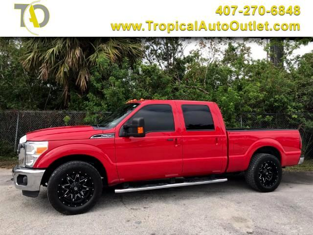 2013 Ford F-250 SD King Ranch Crew Cab 2WD
