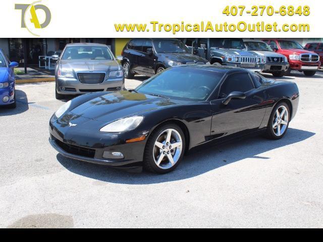 2006 Chevrolet Corvette Coupe