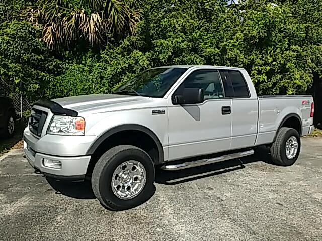 2004 Ford F-150 FX4 SuperCrew 4x4