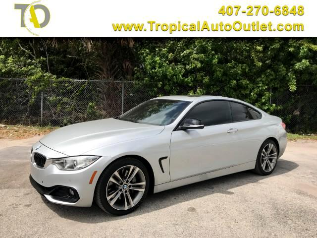 2015 BMW 4-Series 435i coupe