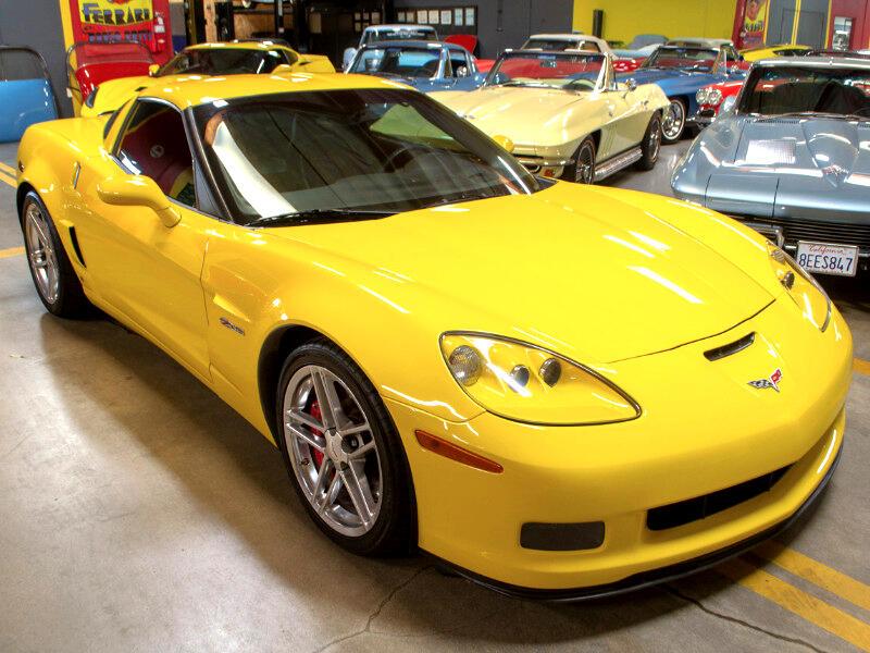 2007 Chevrolet Corvette 1