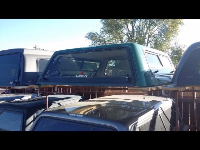 1 Chevrolet SILVERADO & Sierra 2014+ 5.5' Bed LEER 100R