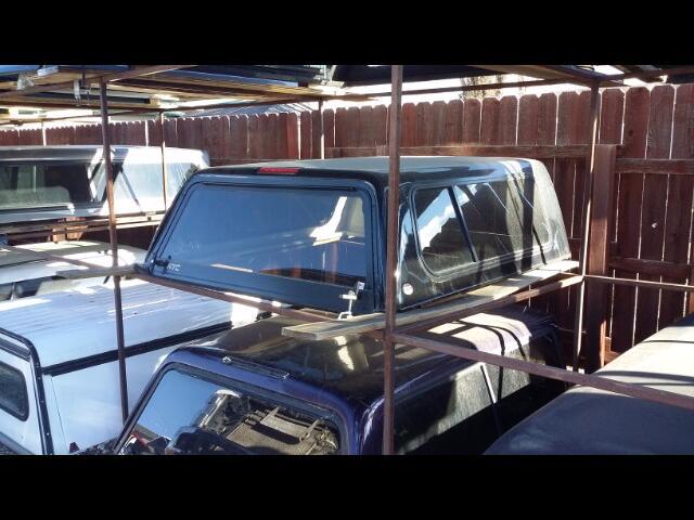 1 Chevrolet Colorado & Canyon 2004-2012 Extra Short Bed ATC LED