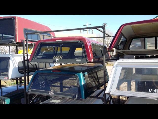 1 Chevrolet S10 1994+ Long Bed LEER Topper