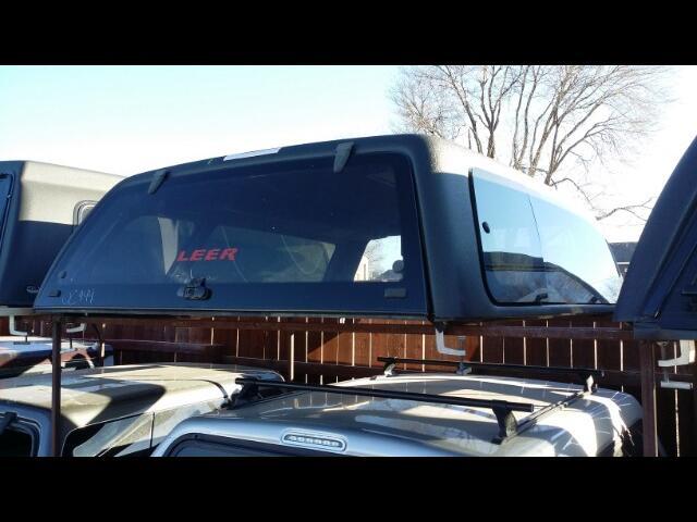 1 Chevrolet SILVERADO & Sierra 1999-2007 Crew Cab Short Bed LEER