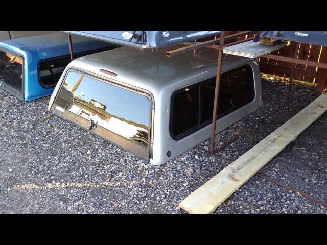 1 Chevrolet SILVERADO & Sierra 2004-2007 Extra Short Bed Covermaster