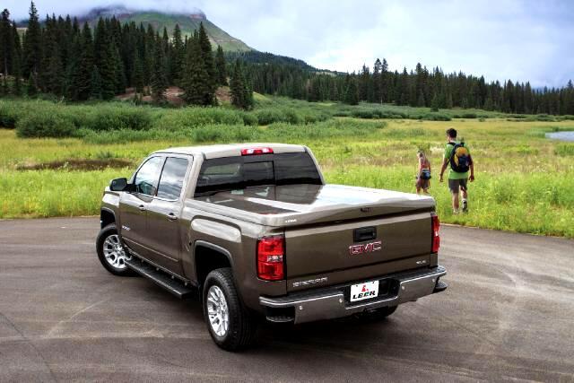 1 Chevrolet SILVERADO & GMC SIERRA 2014+ Extra Short Bed, LEER 700