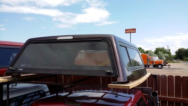 1 Dodge Ram Truck 2009+ Extra Short Bed Century