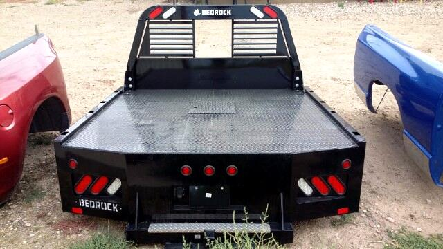 1 Chevrolet SILVERADO 84'' Wide X 86'' Long Flat Bed