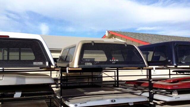 1 Chevrolet SILVERADO & Sierra 04-07 Extra Short Bed Crew Cab LEER 100XR