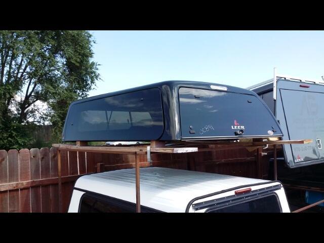 1 Chevrolet SILVERADO & Sierra 1999-2007 Short Bed Crew Cab LEER 100XQ