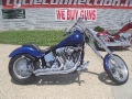 2003 Custom Motorcycle Chopper